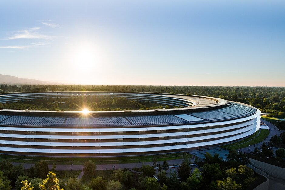 Some of Apple's staff is returning to work at its offices