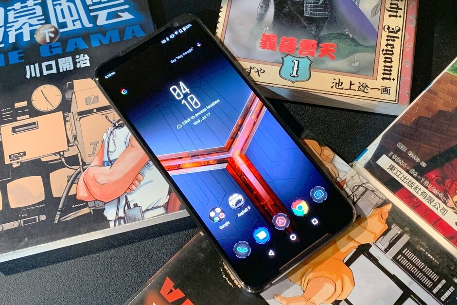 ASUS quietly confirms the ROG Phone III