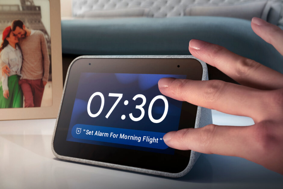 Lenovo's Smart Clock with Google Assistant is half off at Best Buy