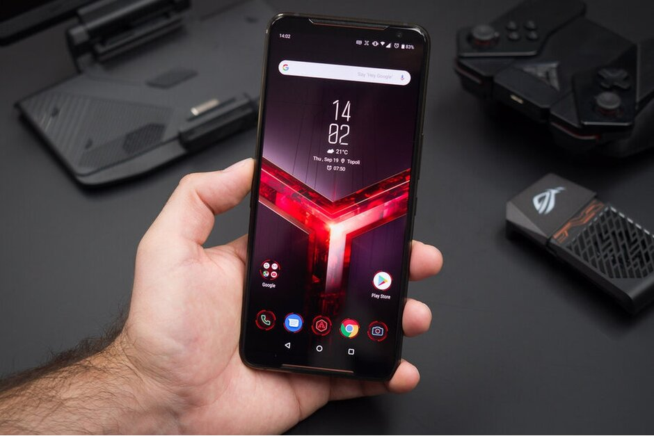 Asus ROG Phone 3 specs leak – overclocked processor, huge battery and 5G support