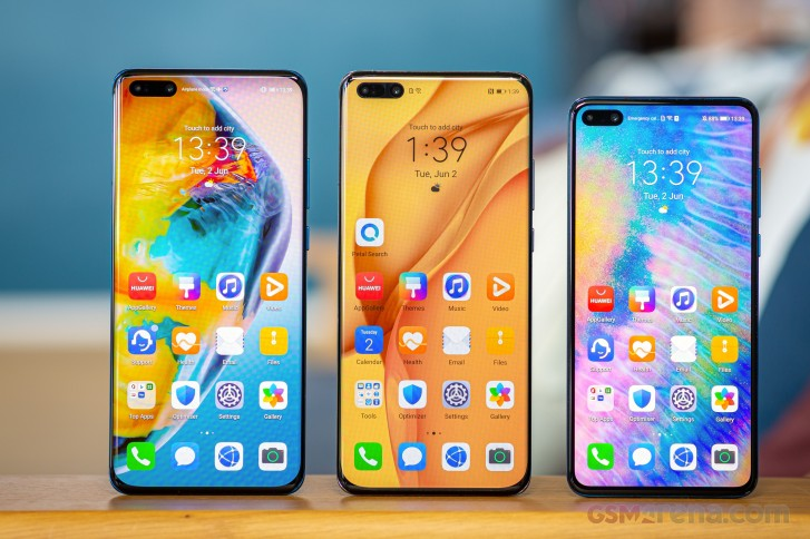 Huawei overtakes Samsung as the world's largest smartphone maker in April 2020