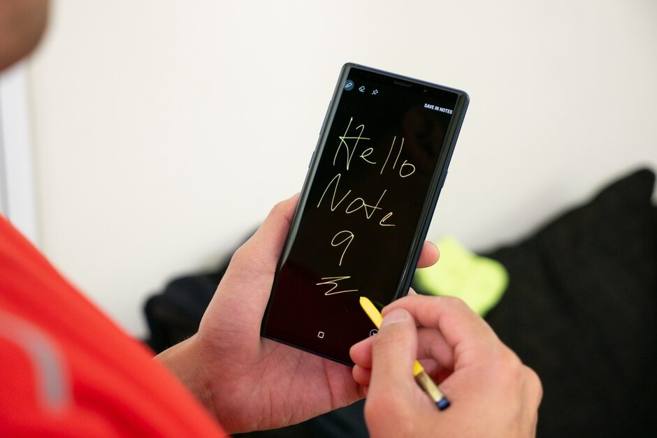 Samsung brings the absolutely massive One UI 2.1 update to the Galaxy Note 9