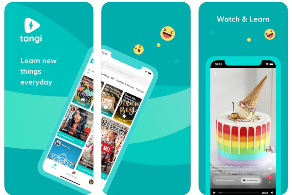 Google's short-form video app Tangi now inspires Android users