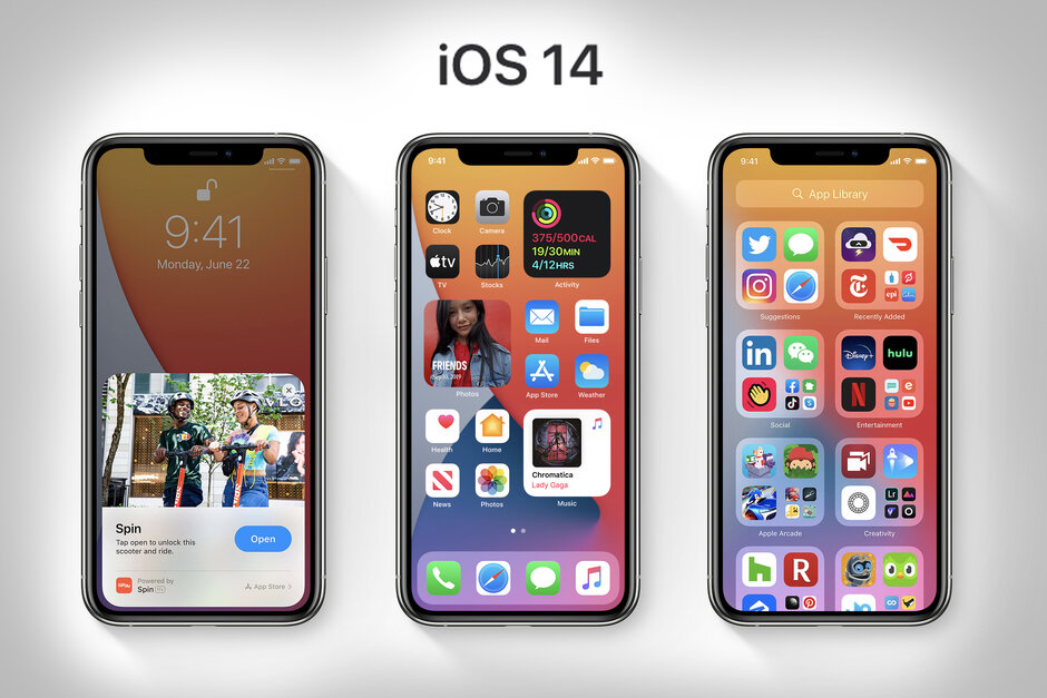 iOS 14 allows users to set a default browser different than Safari, different mail app too