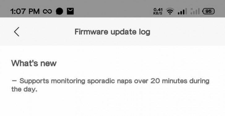 Amazfit GTR and GTS get daytime nap tracking feature with the latest update