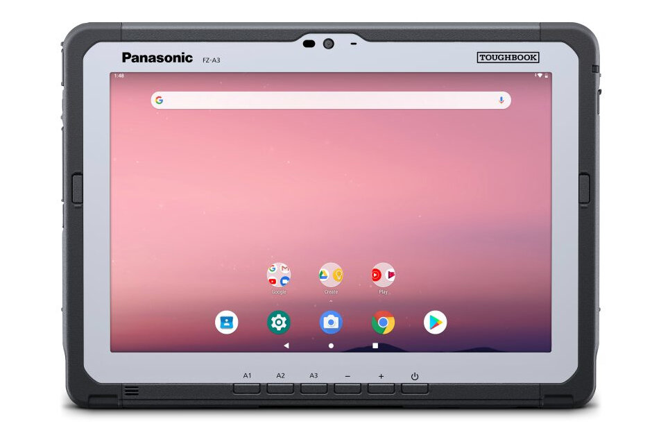 Panasonic launches its most rugged and powerful Android tablet
