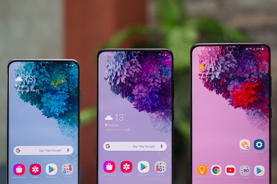 Samsung Galaxy S20 series July update brings some camera improvements too