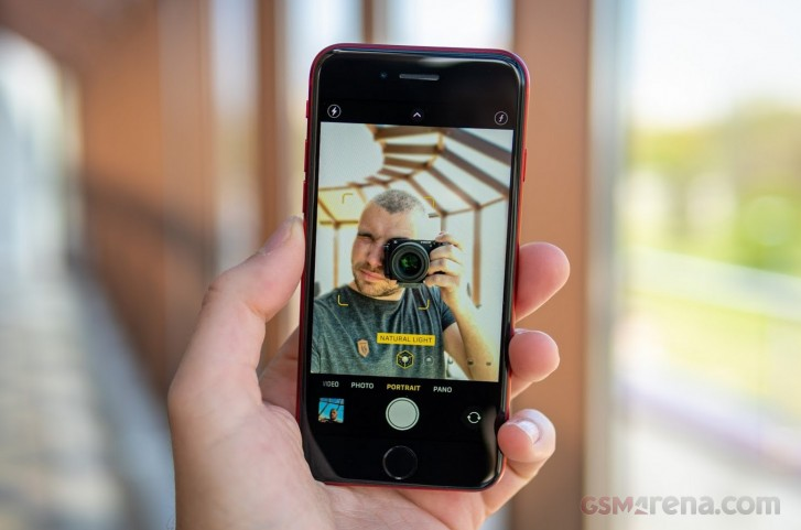DxOMark gives iPhone SE (2020) 101 overall, 84 for selfies