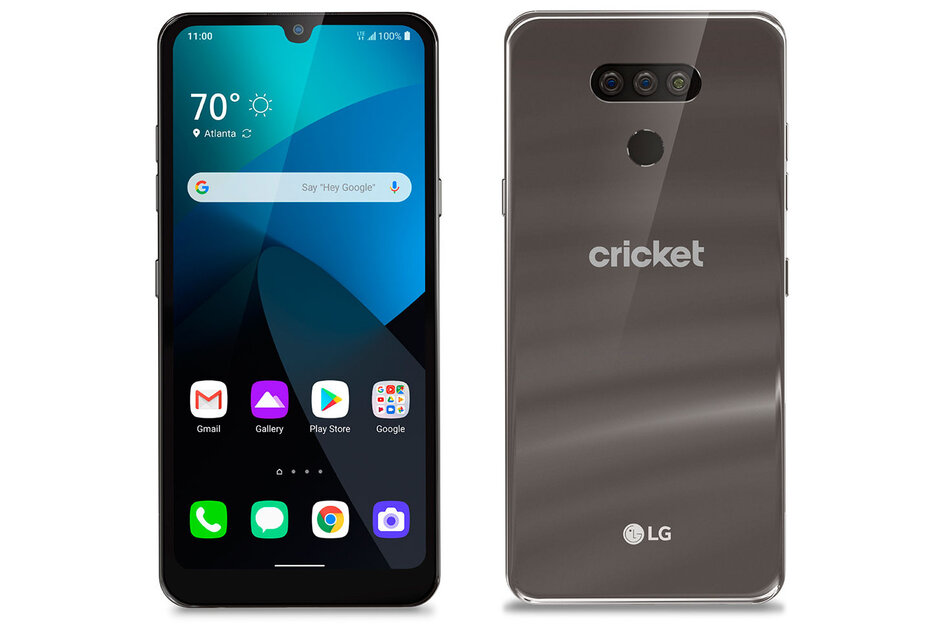LG Harmony 4 is the newest affordable phone available at Cricket