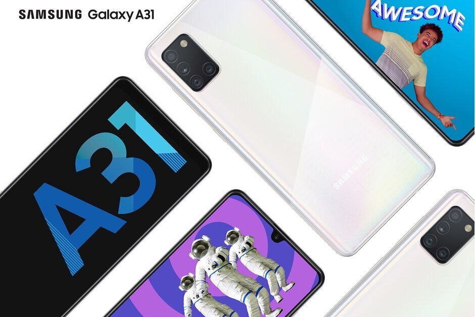 Samsung Galaxy A31 now available in Spain