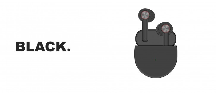 OnePlus Buds might come in black with familiar in-ear design
