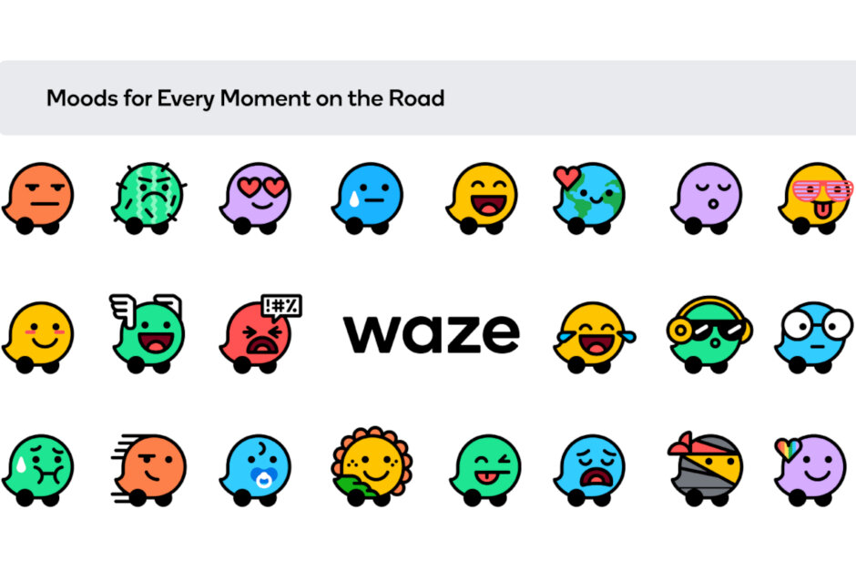 Waze gets a new brand identity, major visual changes