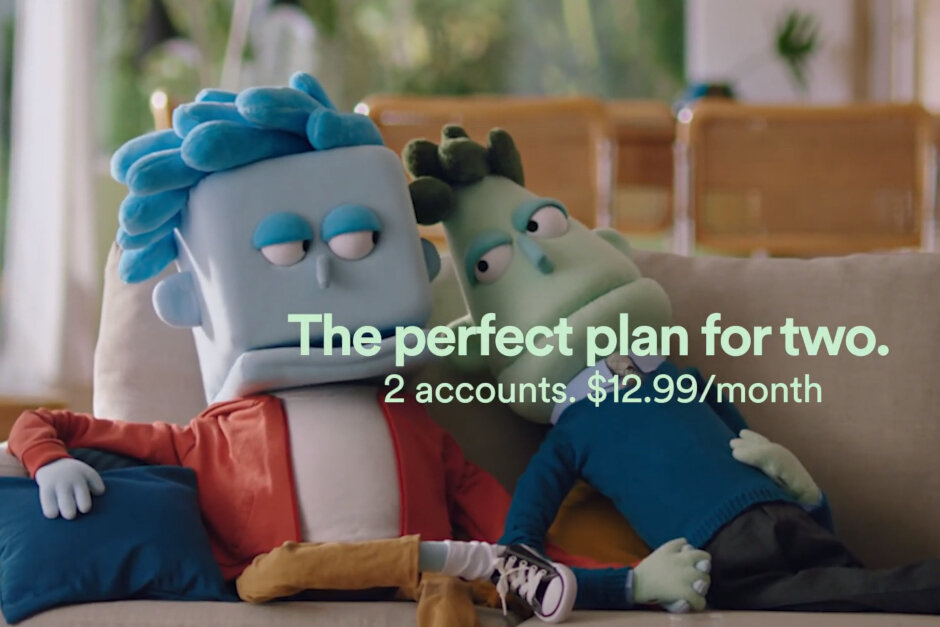 Spotify introduces new premium plan for couples