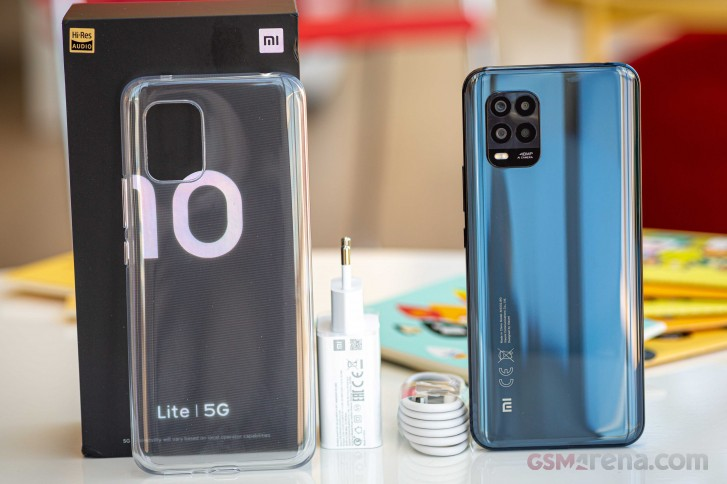 Xiaomi Mi 10 Lite 5G in for review