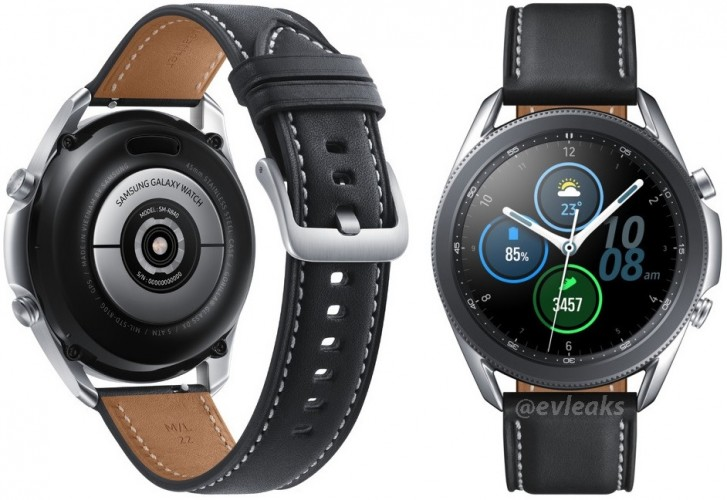 Samsung Galaxy Watch3 variants and prices leaked