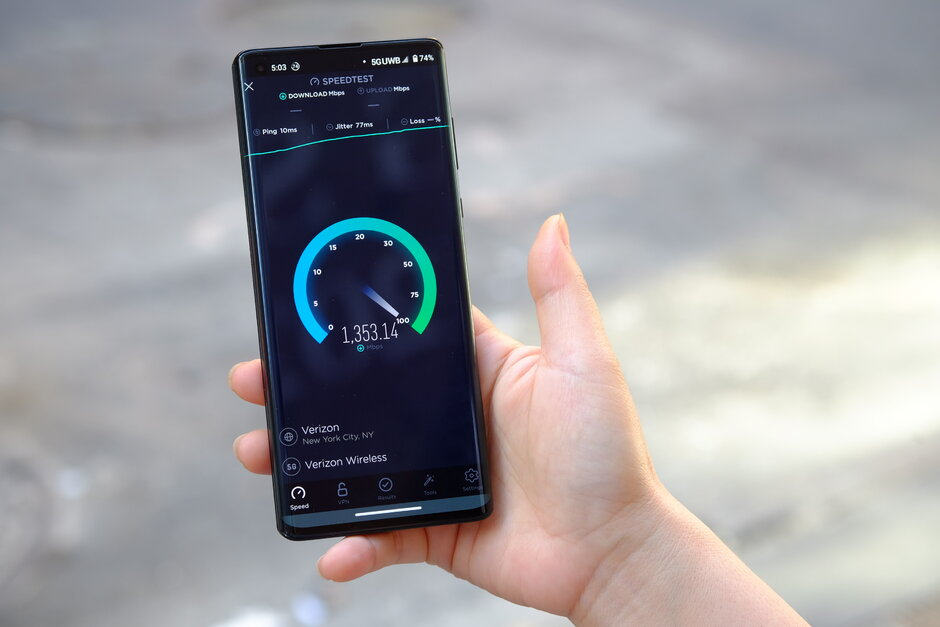 Testing Verizon's 5G network in New York City: here are the top speeds we found