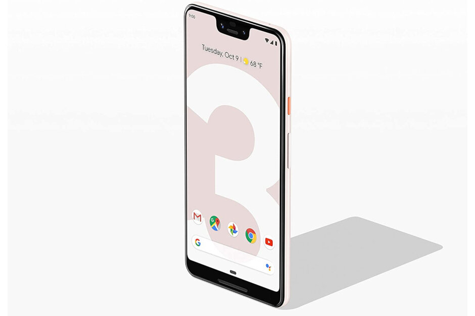 Unlocked Pixel 3 and Pixel 3 XL are more than half off on Amazon