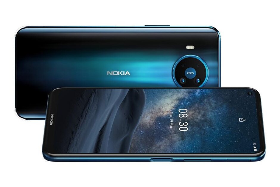 Nokia 8.3 5G gets listed by a retailer once again but it's definitely not coming soon