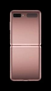 Samsung Galaxy Note20 and Galaxy Z Flip 5G in Bronze