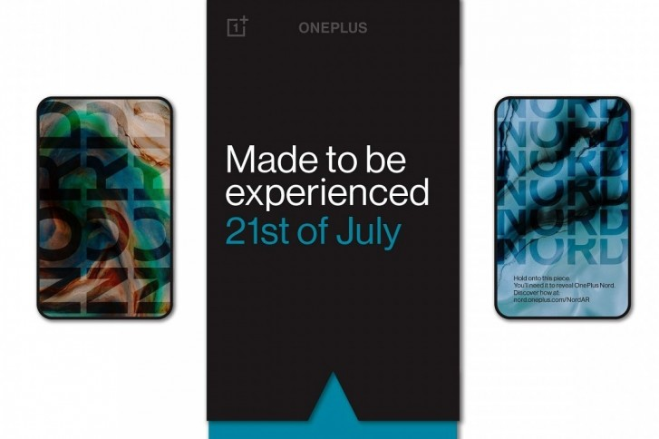 OnePlus Nord will launch on July 21, check out its retail box