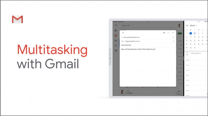 Gmail finally works in multitasking on iPad