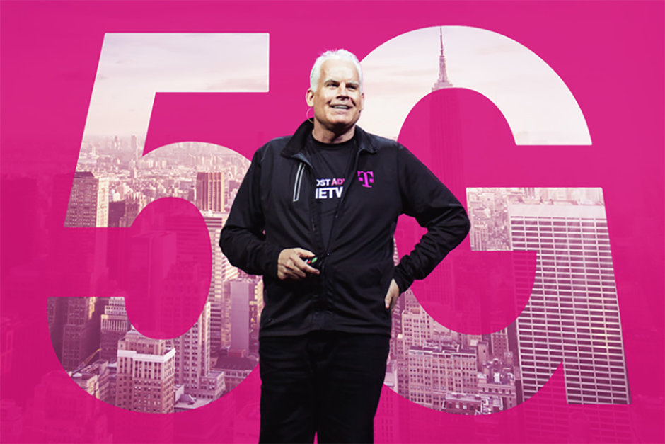 T-Mobile 5G network coverage map: which cities are covered?