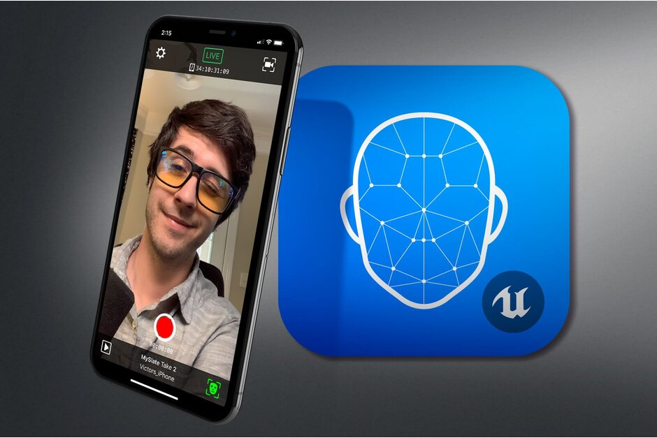 New iPhone app brings mocap to Unreal Engine 4