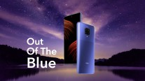 Poco M2 Pro comes in Out of the Blue color