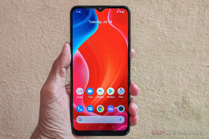 Realme C11 hands-on