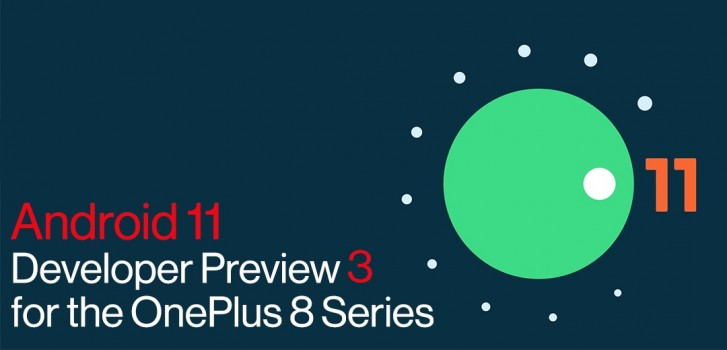 OnePlus 8, 8 Pro get OxygenOS 11 with Android 11 Developer Preview 3