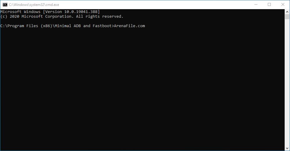 Download-Minimal-and-ADB-Fastboot