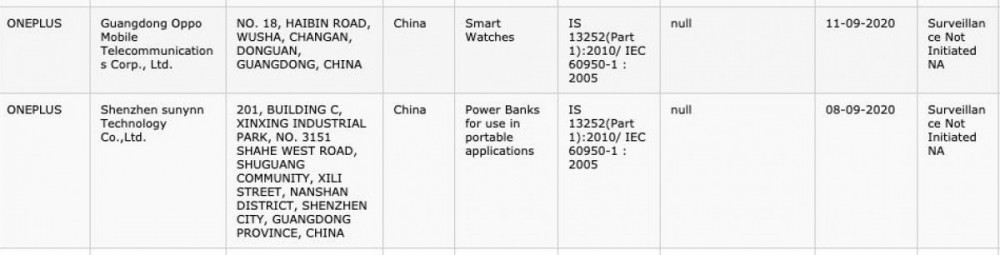 No plus: the OnePlus 8T is getting the vanilla S865 chipset, OnePlus Watch and power bank certified