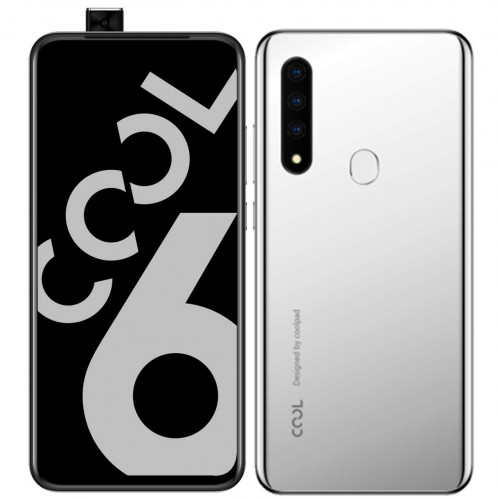 Coolpad Cool 6 announced: Helio P70 SoC, notchless display, and 21MP pop-up camera