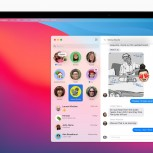 New in macOS Big Sur: Revamped Messages app
