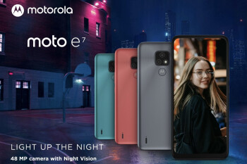 The Moto E7 is official as Motorola's latest budget phone