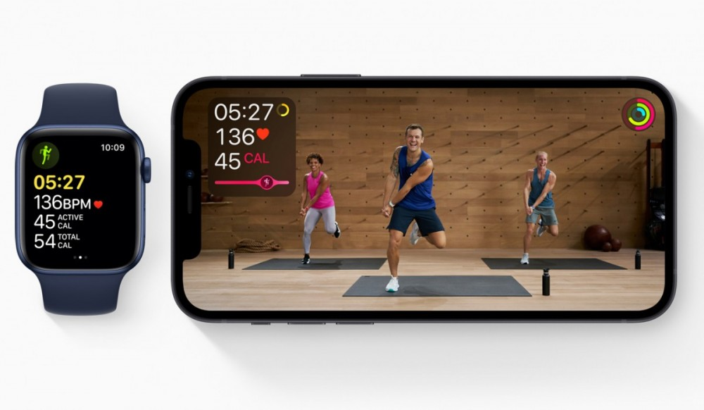 Apple Watch gains cardio fitness notifications just in time for Fitness+ launch