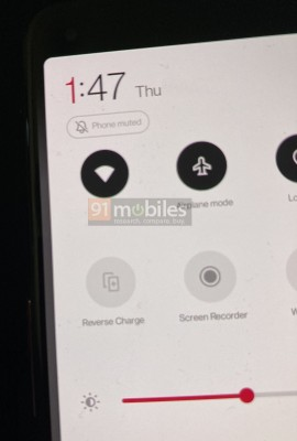 Alleged OnePlus 9 live images