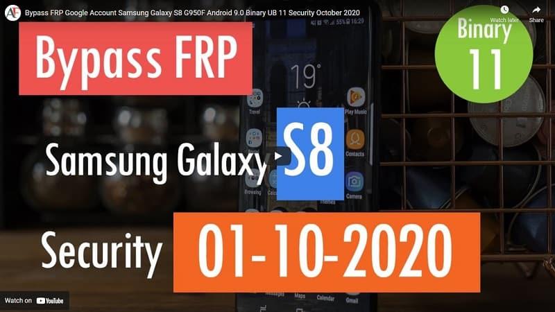 FRP G950F U11